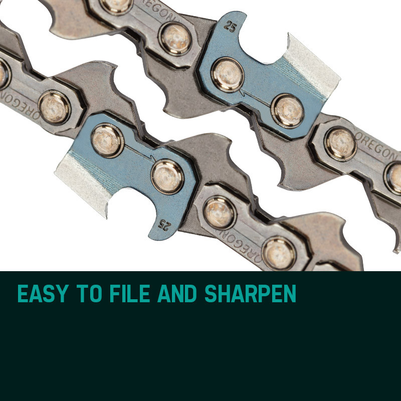 """Baumr-AG 24"""" Tru-Sharp Low Kick Back Replacement Chainsaw Chain by Baumr-AG"""