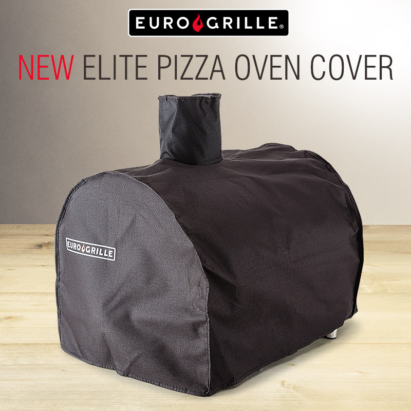 EuroGrille Deluxe Pizza Oven Cover - Elite Fitted Weather Protector by EuroGrille