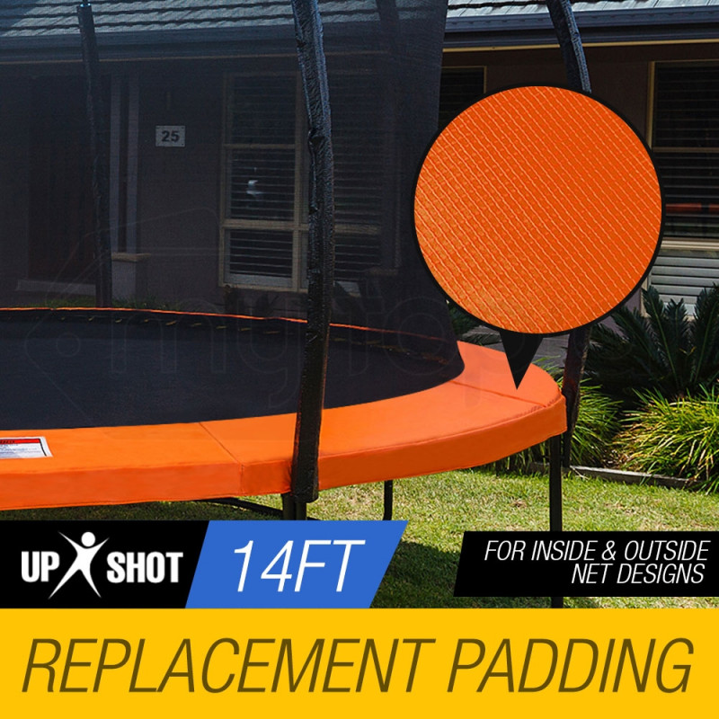 UP-SHOT 14ft Replacement Trampoline Padding - Pads Outdoor Safety Round Pad by Up-Shot