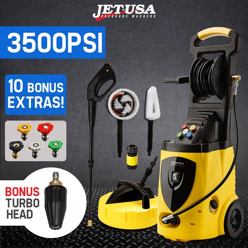 Jet-USA 3500PSI Electric High Pressure Washer by Jet-USA