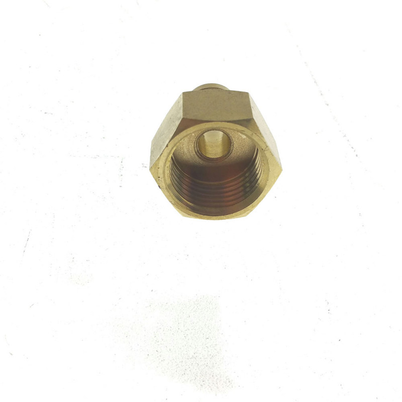 Camping Shower Gas Connector by Parts