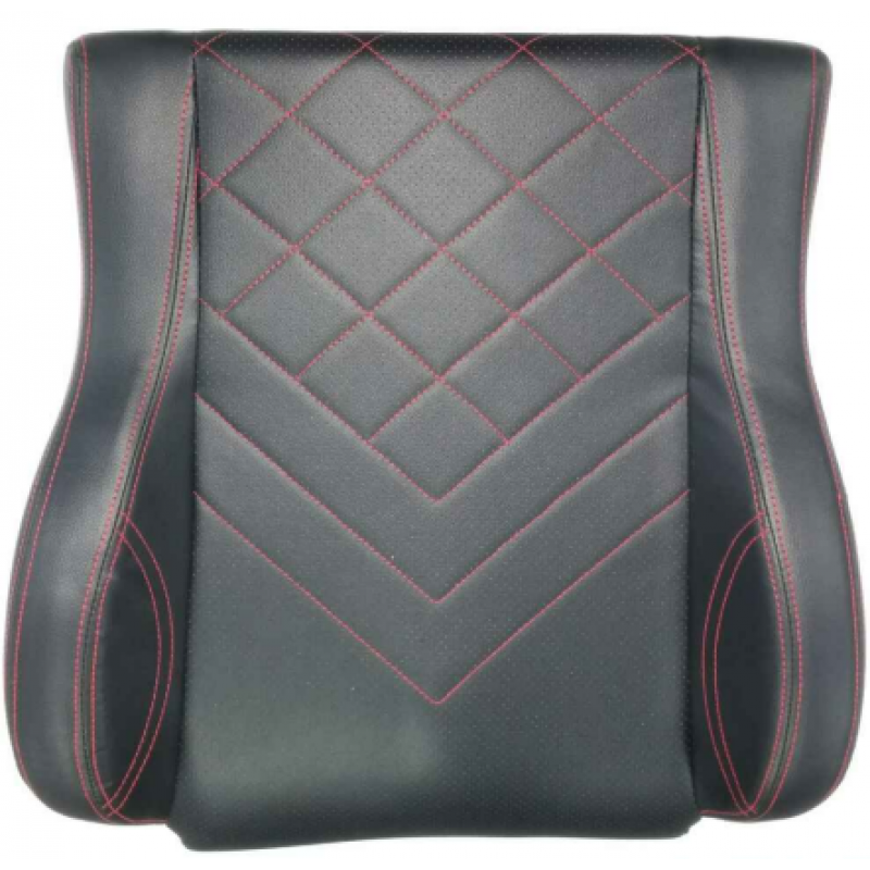 Black/Red Gaming Chair Seat Base by Parts