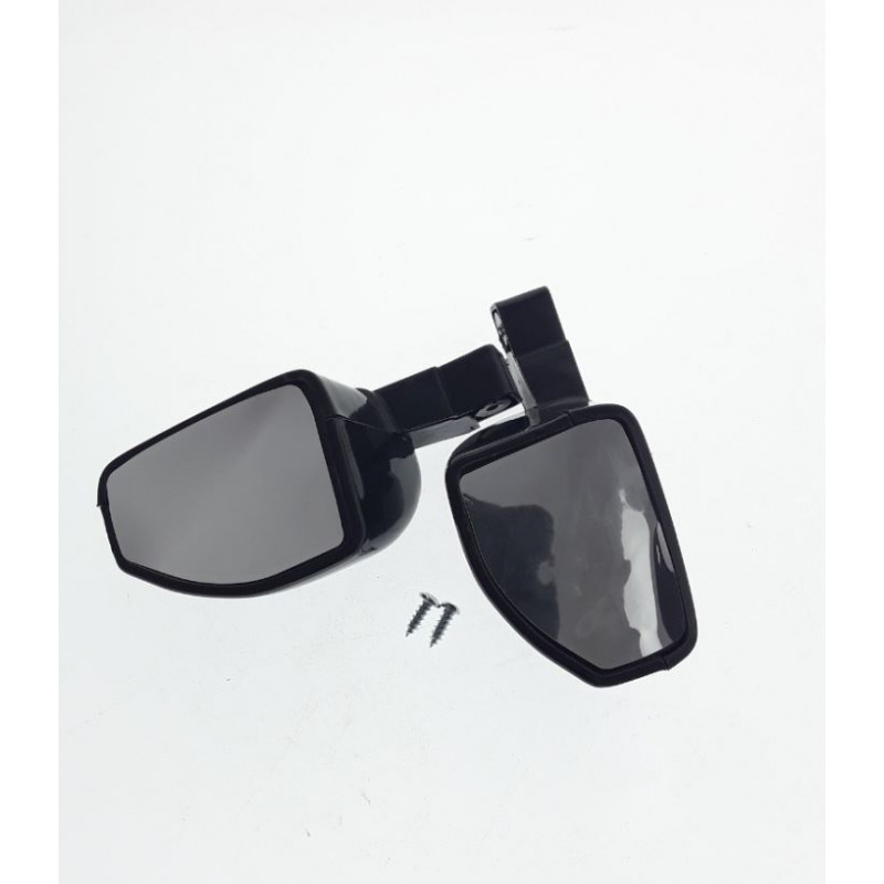 Kids Ride On Car Side Mirror Set of 2 - Black by Parts