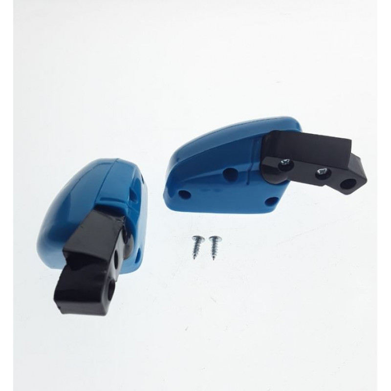 Kids Ride On Car Side Mirror Set of 2 - Blue by Parts