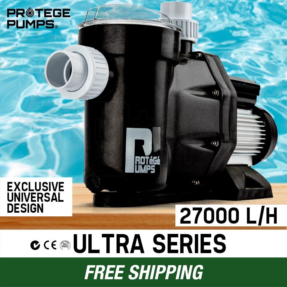 PROTEGE Swimming Pool Pump Water 1200W 1.6HP Self Priming Filter Electric Spa