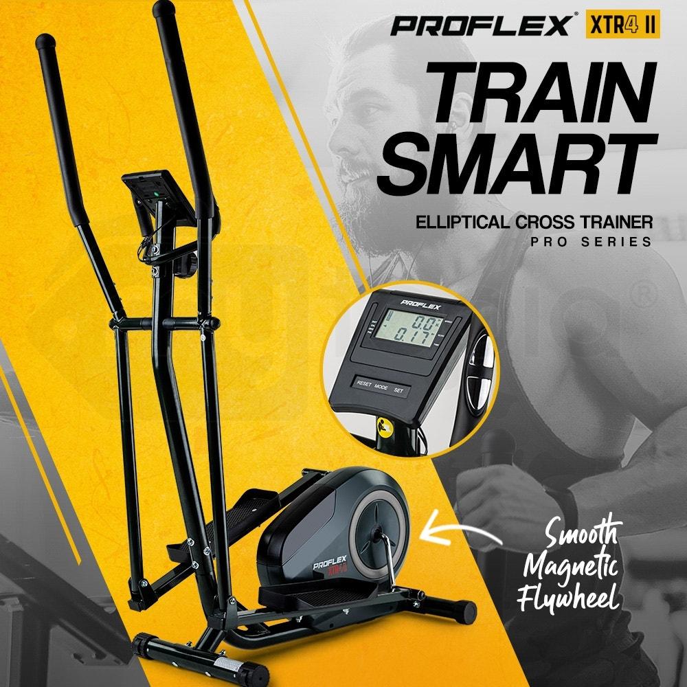 PROFLEX Elliptical Cross Trainer Exercise Home Gym Fitness XTR4 II Equipment