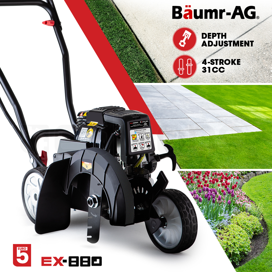 BAUMR-AG 31cc Grass Petrol Lawn Edger - EX-880R